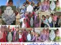 دانش آموزان مقطع ابتدایی دبستان شهید فلاحی روستای تنگ تگی از توابع بخش دیشموک به کمپین عشاق محمد(ص) پیوستند